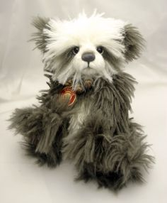 Charlie Bear Yvette from the 2011 collection.