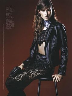 Revista Elle Brasil - Regata Inverno 14 - lancaperfume.com.br