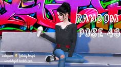"""• This pose pack including 1 pose. Click """"Read more"""" to see my inspiration pic. • you'll need Pose player • you'll need Sims Teleporter • you'll need this SLUSH CUP • Please do not reupload my poses..."""