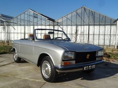 Peugeot 304 S Cabriolet - 1973