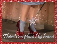 there's no place like home | There's No Place Like Home | Diamonds are a Girl's Best Friend