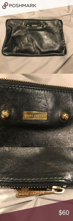 Marc Jacobs clutch Great condition! No damage! Marc Jacobs Bags Clutches & Wristlets