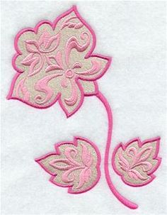 Machine Embroidery Designs at Embroidery Library! - Damask