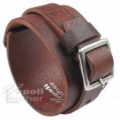 $6.99 Distressed Vintage ITALIAN Leather Bracelet Unisex 4BR Napoli Leather, http://www.amazon.com/dp/B005GG98RO/ref=cm_sw_r_pi_dp_v.strb0J50HAT