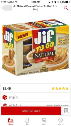 Best Peanut Butter, Natural Peanut Butter, Snack Recipes, Snacks, Butler Pantry, New Flavour, Shop Signs, Pop Tarts, Disney