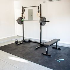 The Ultimate Garage Gym Package Want to start building your garage gym, but don't want to break the bank? We have built the ultimate garage gym starter package just for you and we included our best se