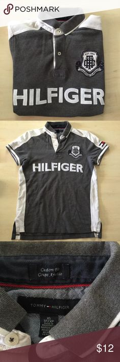 Tommy Hilfiger Polo Shirt. XS Men's XS Tommy Hilfiger Polo Shirt. Good pre-worn condition. All orders are shipped same or next business day. Bundle to save even more money! Tommy Hilfiger Shirts Polos