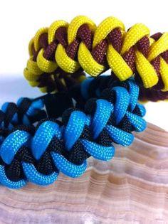Shark Tooth Weave Paracord Bracelet