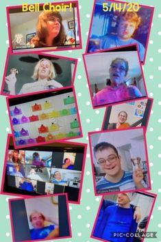 Virtual handbell choir for adults with special needs Special Needs, Choir, Art Music, Disability, Homeschool, Greek Chorus, Choirs, Homeschooling