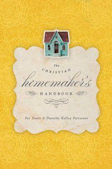The Christian Homemaker's Handbook Giveaway