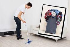 Tiesitkö? Taululiidusta apua pyykinpesuun: ammattilaisten salatut siivouskikat Home Appliances, House Appliances, Appliances