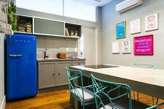 Retrô temático, retrô moderno, Mid Century Modern... cozinhas mil para vocês se inspiraram.                                              ...