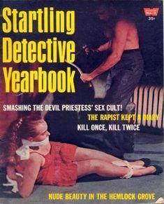 Startling Detective Yearbook - Number 3, 1965