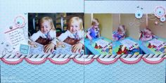 My Scrapbooking Blog by Wendy Kessler: February 2015 CTMH SOTM Blog Hop – A Happy Hello #Snowhaven #HoneycombEmbossingFolder #Puffies