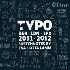 TYPO Sketchnotes | Photo book preview | Libros de Blurb España
