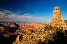 Desert View Tower Grand Canyon National Park, Arizona