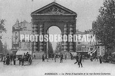 Place de la Victoire à Bordeaux.