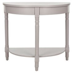 ACHICA   Randell Console Table in Grey