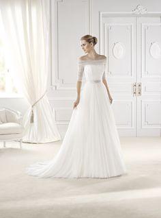 La Sposa Brautkleid Esien