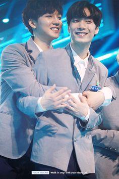Im Youngmin and Kim Jonghyun, my fav💞