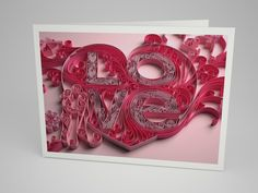 Download Valentines Day 3D Card Design, Alex hammond & Jitesh Patel Collaboration Project | Jitesh Patel Illustration