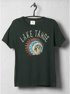 8bead3deb0a Lake Tahoe Tee Tailgate Clothing