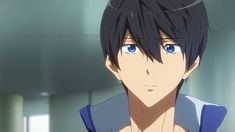 Dive to the future Haruka Nanase, Makoharu, Roy Mustang, Kyoto Animation, Animation Film, Free Eternal Summer, Free Iwatobi Swim Club, Swim Team, Merman