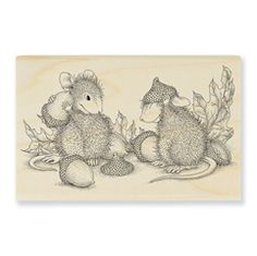 Acorn Cap Rubber Stamp - Our Newest House-Mouse Designs®️️ Wood Mounted rubber stamps Blank Cards And Envelopes, Card Envelopes, Calendar Pictures, Mouse Color, Verses For Cards, Coloring Books, Adult Coloring, Fancy Nancy, Wood Stamp