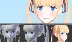 Blender – Texturing and Rendering Anime Characters Tutorial