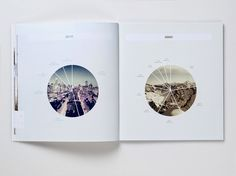 Photographic pie charts