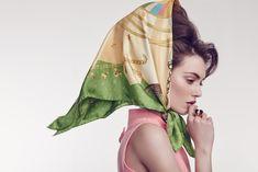 Red Leopard, Kimono Top, Sari, Green, How To Wear, Color, Style, Fashion, Saree