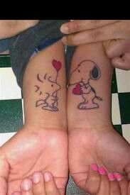 My bestie n i are getting this on our ankle!!