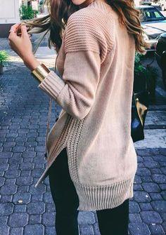 // Pinterest @esib123 //  #style #inspo  comfy sweater
