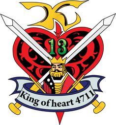 G Gundam King of heart 4711