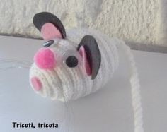 Fat Face Mouse Amigurumi Pattern by fatfaceandme on Etsy