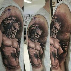 Mikko Inksanity - Below Zero Tattoo