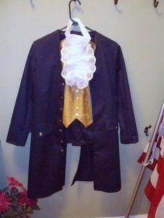 Thomas jefferson costume ideas google search diy pinterest thomas jefferson costume made by marianne salt solutioingenieria Gallery