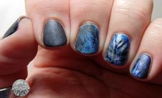 Grimm Inspired Nail Art