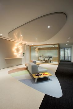SSFS - interior design by futurespace - strategic workplace change to support business evolution