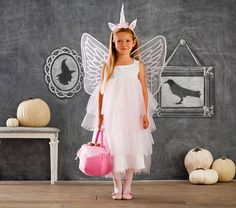 Unicorn Fairy Halloween Costume, 3T