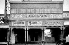 The former Palais de Danse on Oxide St,Broken Hill in New South Wales (year unknown). Historical Pictures, South Wales, Old Photos, Australia, History, Bra Tops, Old Pictures, Historia, Vintage Photos