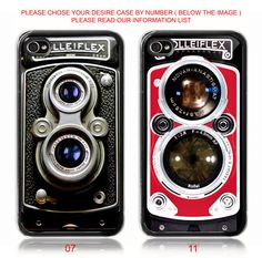 Rolleiflex  Vintage camera iPhone 4 Case or by SUndabuLEshop, $16.89