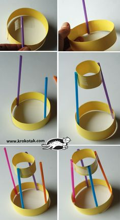 krokotak | Straw Airplane