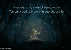 Happiness is a choice you make. Make sure you experience it any moment you want to! Follow me on FB to know how to put yourself into a happy state every morning and much more: http://on.fb.me/19Uhvsf  #happiness #coaching #training #lifestyle #choice #sparkle
