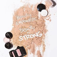 Beauty Empowers, Beauty is strong. #AvonMakeup