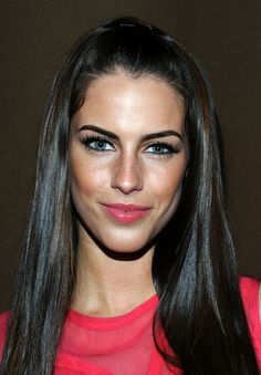 Jessica Lowndes and awesome makeup.