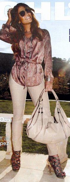 Jennifer Lopez Collection at Kohl's - http://www.beyondbeautifuljlo.com/wp-content/uploads/2012/02/kohlsscan.jpg