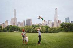 family photos in new york city!!!!