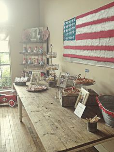 Patriotic Party | Fourth of July
