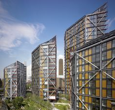 RIBA London Award 2015: NEO Bankside by Rogers Stirk Harbour + Partners